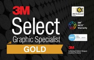 3m Select Graphic Specialist Gold